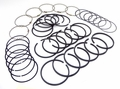 Piston Ring Set (226 CI), Standard, 6-226ci Engine, 1954-1964 Willys Pickup & Station Wagon