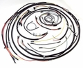 Wiring harness kit, Horn on firewall, JEEP CJ2A Early 1945-Early 1946