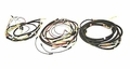 Wiring harness kit, With turn signal wiring, horn on firewall JEEP CJ2A Early 1945-Early 1946
