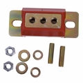 Prothane Manual Transmission Mount for Jeep 1973-86 CJ, RED