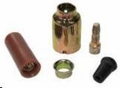 16 Gauge Male Metal Shell Connector Kit, (Douglas Connectors).