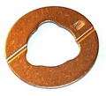 30) Intermediate Gear Thrust Washer, fits 1963-79 Jeep CJ, C-101 Jeepster, J-Series & Wagoneer with Dana 20 Transfer Case
