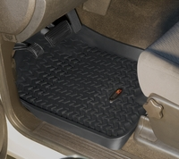 Rugged Ridge - All Terrain Front Floor Liner Mats - GM Trucks & SUV