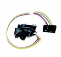 Windshield Wiper Motor Switch, fits 1987-95 Jeep Wrangler YJ & 1984-94 Cherokee XJ without Intermittent Wipers & without Tilt Column