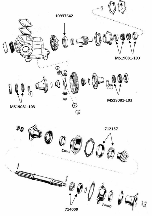 647584 also M38a1 Rearaxle Semifloat Parts together with J0031035 Wrangler Jk Disconnect Rear Sway Bar Links 0 2 Lift as well M38a1 Clutchparts furthermore T150 Parts. on 1956 willys truck parts html