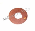 AT) Thrust washer, large bronze, T-84 Transmission, 1941-45 MB-GPW