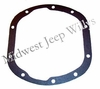 1) Axle Cover Gasket, Dana Model 23-2 Axle, 1941-1945 Willys MB, Ford GPW