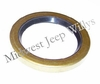 15) Axle Hub Oil Seal, Dana Model 23-2 Axle, 1941-1945 Willys MB, Ford GPW