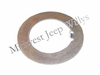 21) Lock Washer, Wheel Bearing Nut, Dana Model 23-2 Axle, 1941-1945 Willys MB, Ford GPW