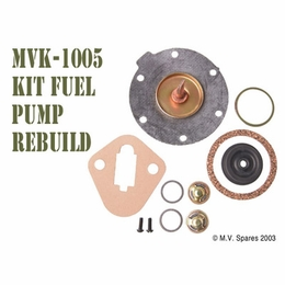 Fuel Pump Repair Kit, Fits 1941-45 MB-GPW   MVK-1005