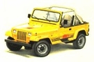 Jeep Wrangler YJ Suspension Parts (Years 1987-1995)