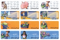 Disney Toy Story Mini Labels