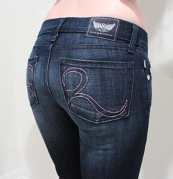Women Rock and Republic Jeans Kasandra Bootcut in Nyxx