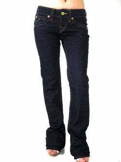 True Religion Women BECKY Body Rinse Jeans W102317OM
