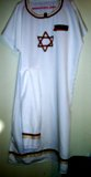 Star of David Women's Dress with Scarf