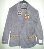 Corduroy Rasta Sports Jacket