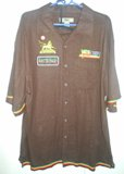 Rasta Shirt/Pants Set - Brown