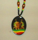 Men/Women Lion of Judah Pendant and Necklace