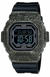 The ZShock Bezel Eboni Series For The Baby-G Luminous
