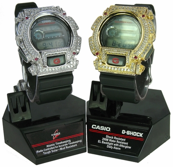 Z-SHock Presidential and Vice Presidential Bezels.