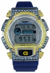The Mogul Benz Custom G-Shock Bezel by ZShock
