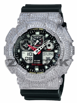 The Galactic Series Custom G-Shock Bezels by ZShock
