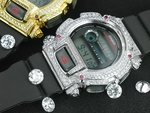 The Mogul Grande Custom G-Shock Bezel by ZShock