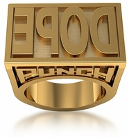 ZShock Prime Punch Rings