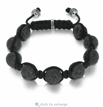 The Shockra Steezo Lava Bracelet by ZShock