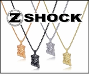 ZShock Men's Necklaces & Pendants