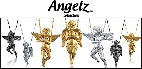 Angelz Pendant Collection by ZShock