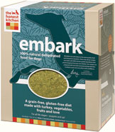 Honest Kitchen Embark Grain-Free Dog Food, 10 lb
