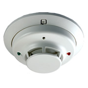 5193SDT V-Plex Addressable Smoke<br> Detector w/ Thermal Sensor