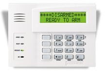 Honeywell 6160V Talking Alpha <br>Security Keypad