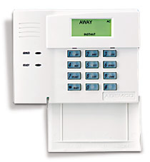 6148 Fixed English Display Keypad