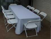 8 Foot Rectangular Table