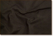 Black Polyester Tablecloth