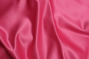 Hot Pink Satin Table Linen