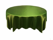 Dark Green Satin Overlay