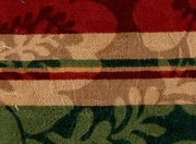Red Green Gold Pattern