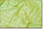 Apple Green Pintuck Napkin