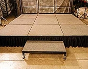 Rentable Mobile Stage