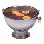 3 Gallon Stainless Punch Bowl Rentals