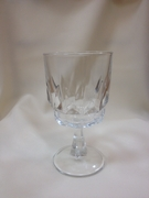 Cut Glass All Purpose Goblet 10oz