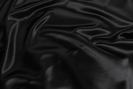 Black Satin Table Linen