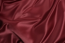 Cranberry Satin Table Linen