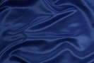 Blue Satin Table Linen