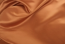 Mocha Satin Table Linen Rental