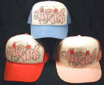 Virgin Trucker Caps