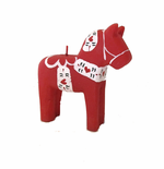Dala Horse Candle - 3 sizes